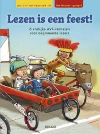 Afbeelding van Bruna Lezen is een feest! / AVI: 3-4 AVI nieuw: M4 - E4 - Boek Karine Aerts (9044747347)