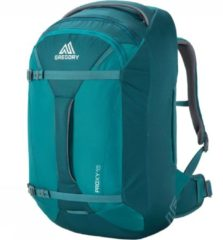 Groene Gregory Backpack - Adv-Travel Packs Proxy 45l Antigua Green