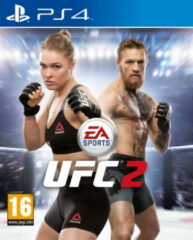 Electronic Arts UFC 2, PS4 Basis PlayStation 4 video-game
