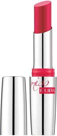 Afbeelding van PUPA Miss PUPA Ultra Brilliant Lipstick (Various Shades) - Haute Couture Fuchsia