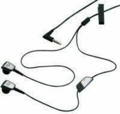 Zwarte BlackBerry In-Ear Stereo Headset ACC-15766-205 Bulk