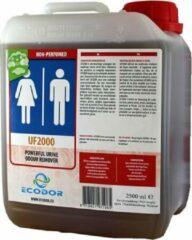 UF2000 - Urine Geurverwijderaar - 2500ml - (Concentraat) - Ecodor