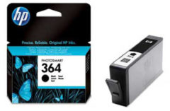 HP Cartridge 364 Origineel Zwart CB316EE Cartridge