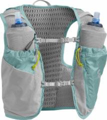 Zilveren Camelbak Women's Ultra Pro Vest with 2x 1L Quick Stow Flask - Vesten met drinksysteem