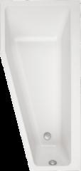Witte Villeroy & Boch Villeroy en Boch Subway bad acryl offset links 170x80cm wit uba178sub3liv01