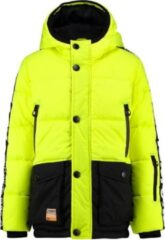 Vingino Tide jongens ski/snowboard jas geel