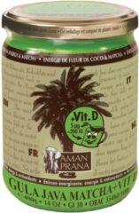 Amanprana Aman Prana Gula Java Matcha + Vitamine D (400g)