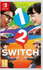 Nintendo 1-2 Nintendo Switch Nintendo Switch (2520248)