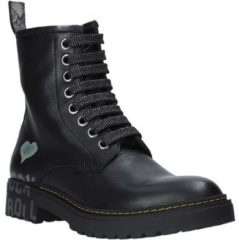 Zwarte Laarzen Bueno Shoes 20WR4201
