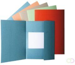 Dossiermap Quantore folio blauw