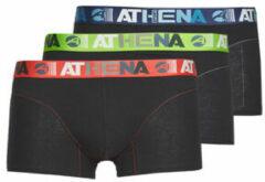 Zwarte Boxers Athena ENDURANCE 24H PACK X3