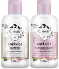 G-Hair Botanica Normal Shampoo & Conditioner 300 ML