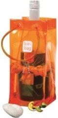 Ice-bag Icebag Wijnkoeler Oranje