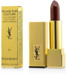 Rode Yves Saint Laurent Rouge Pur Couture Lipstick - 71 Black Red