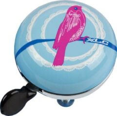 Blauwe BEL XLC BIRD DING DONG 66MM BL