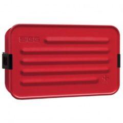 SIGG - Metal Box Plus - Voedselbewaring maat L, rood