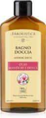 L'erboristica Natuurlijke Italiaanse bad en douchegel Zoete amandel (400 ml) VEGAN