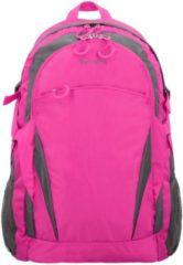 Rosa Basics Rucksack 47 cm Travelite pink grau