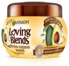 Garnier Loving Blends Haarmasker - Avocado Karité 300 ml