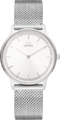Zilveren Danish Design watches edelstalen dameshorloge Vigelsø Silver Mesh IV62Q1249