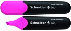 Roze Schneider Pen Tekstmarker Schneider Job 150 rose