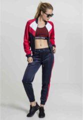 Urban Classics Trainings jacket -M- Short Raglan Blauw
