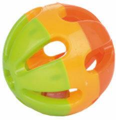 Beeztees Wiggle Bal - Knaagdierspeelgoed - Plastic - 7,5 cm