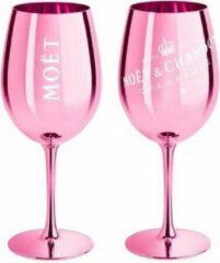 Moet & Chandon Moët & Chandon Champagneglas - Roze - 400 ml - 1 glas