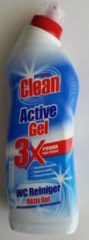 At Home Clean wcreiniger 750ml active gel Ocean