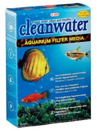Afbeelding van Cleanwater Filterkorrels Voor Aquarium - Filtermateriaal - 2x400 ml