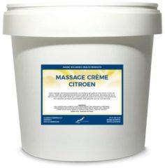 Claudius Cosmetics B.V Massage Crème Citroen 5 liter
