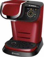 Bosch Haushalt TASSIMO MY WAY 2 TAS6503 Capsulemachine Rood, Zwart Tassimo