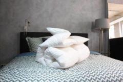 Witte Siberische Ganzendons Dekbed - Nuvaro Excellent Winterdekbed260 x 220 cm - Lits-jumeaux XL