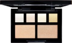 W7 Oogschaduw - Glow for Glory Illuminating Palette
