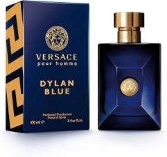 Versace Dylan Blue Men Deodorant Natural Spray 100 ml