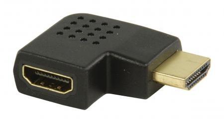 Afbeelding van Valueline VGVP34904B HDMI Vrouwelijk HDMI connector Zwart kabeladapter/verloopstukje