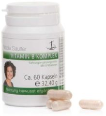 Nicola Sautter Vitamin B Komplex, 60/90 Kapseln - 90 Kapseln