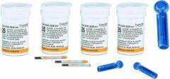 Blauwe Beurer GL44/GL50 bloedsuiker - 100 teststrips en 100 lancetten