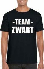 Shoppartners Sportdag team zwart shirt heren L
