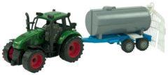 ARO toys Tractor frictie met injecteur 40cm