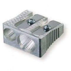 Nobrand Temperamatite in alluminio a 2 fori