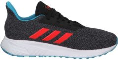 Laufschuh Duramo 9 K mit Cloudfoam-Zwischensohle BB7064 adidas performance core black/solar red/grey four f17