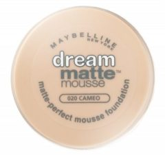 Maybelline Dream Matte Mousse Foundation SPF15 Karton @ 1 Stuk X 18 Ml