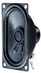 Geschirmtes Oval Breitband-Lautsprecher 4 Ohm - Visaton