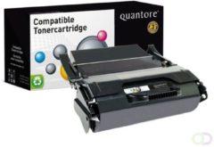 Tonercartridge Quantore Lexmark T650H21E zwart HC
