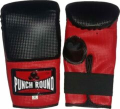 Rode PunchR™ Punch Round Bokszak Training Handschoenen Bag Gloves Carbon. Kies uw maat: L