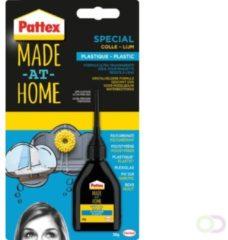 Pattex Plasticlijm - Plastic lijm - Lange applicator - 20gram
