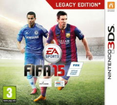Electronic Arts FIFA 15 - Legacy Edition - Nintendo 3DS