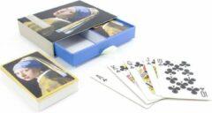 Lanzfeld (museumwebshop.com) Set van 2 speelkaarten, Vermeer, Meisje met de parel