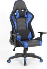 IVOL Gamestoel Advanced met verstelbare armleuningen - Blauw